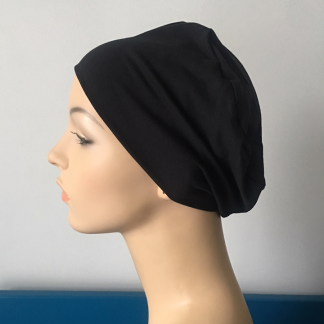 Sleep Cap Black