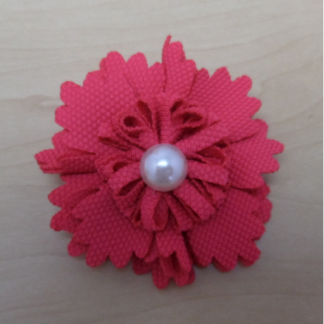 Small flower - Dark Pink-0