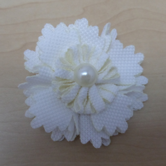 Small Flower - Ivory-0