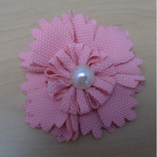 Small Flower - Light Pink-0