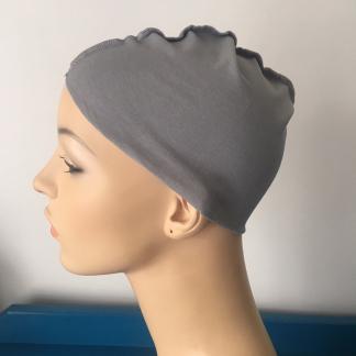 Grey wig liner