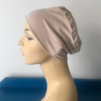 Nude Sleep Cap