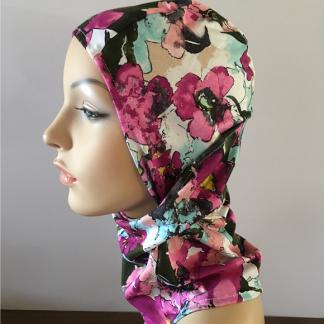 Headzee Pink floral