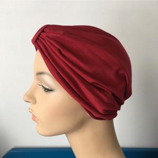 Cranberry Classic Turban