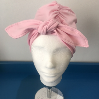 Mihla hat - Marshmallow - bow front