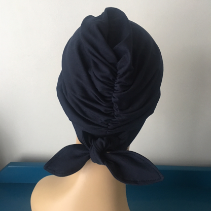 Mihla hat - bow back
