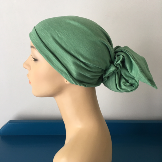 Gypsy Headscarf Emerald