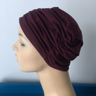 Pleated Beanie