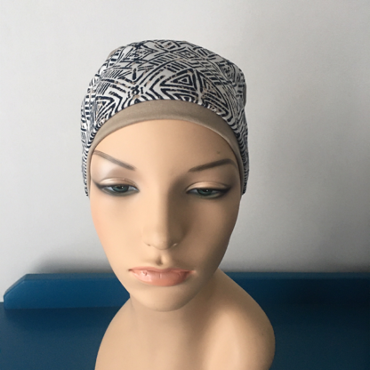 Stone Cotton Sleep Cap