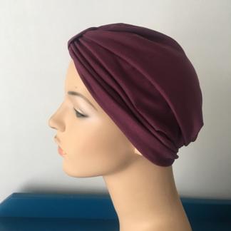 Classic Turban - Grape